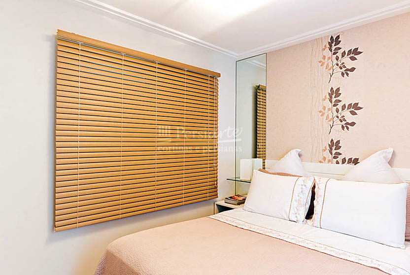Persiana Horizontal de Bambu